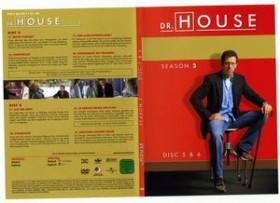 Dr. House Season 3 (DVD)