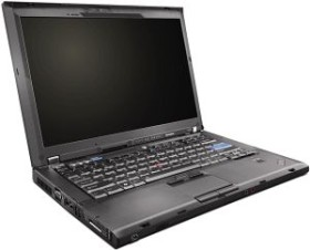 Lenovo ThinkPad T400, Core 2 Duo Mobile P8600 2.40GHz, 2GB RAM, 250GB HDD, DVD+/-RW (NM321GE)