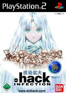 .hack Vol. 1 - Infection (niemiecki) (PS2)