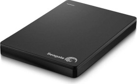 Seagate Backup Plus Slim Portable [STDR] schwarz 2TB, USB 3.0 Micro-B (STDR2000200)