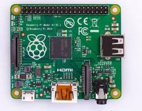 Raspberry Pi Modell A+, 512MB RAM