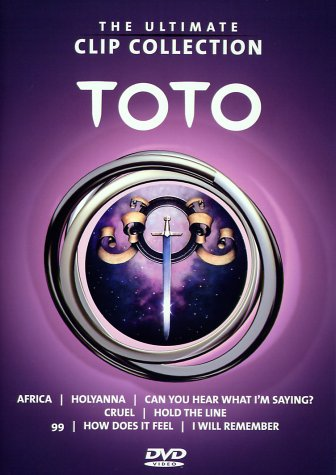 Toto - The Ultimate Clip Collection -- via Amazon Partnerprogramm