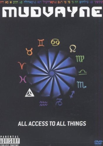 Mudvayne - All Access to All Things -- via Amazon Partnerprogramm