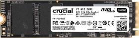Crucial P1 SSD 500GB, M.2 (CT500P1SSD8)