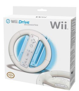 BigBen mini Wheel (Wii) (BB250848)
