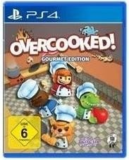 Overcooked - Gourmet Edition (PS4)