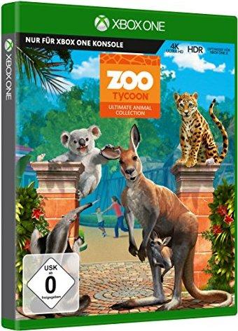Zoo Tycoon - Ultimate Animal Collection (Xbox One)