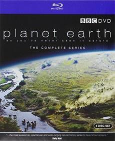 BBC: Planet Earth Box (Blu-ray) (UK)