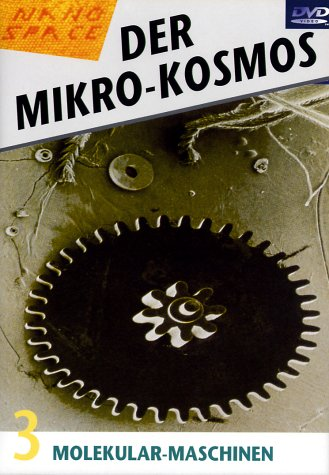 Der Mikro-Kosmos Vol.  3: Molekular-Maschinen -- via Amazon Partnerprogramm