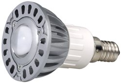 Transmedia LED Reflektor 1W/E14 3800K 45° (LP4-1F)