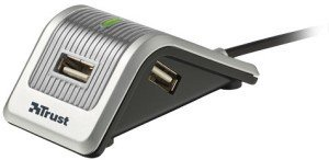 Trust BridZ 4-port Hub, USB 2.0 (16899)