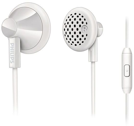 Philips SHE2105 white (SHE2105WT/00)