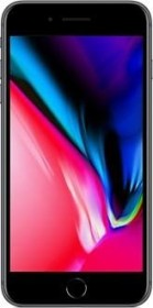 Apple iPhone 8 Plus 128GB grau