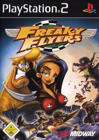 Freaky Flyers (niemiecki) (PS2) -- via Amazon Partnerprogramm