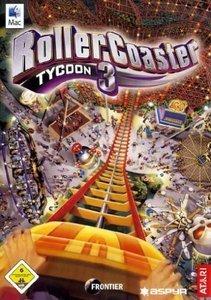 RollerCoaster Tycoon 3 (deutsch) (MAC)