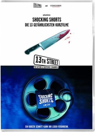 Shocking Shorts 1 - Die 13 gefährlichsten Kurzfilme -- via Amazon Partnerprogramm