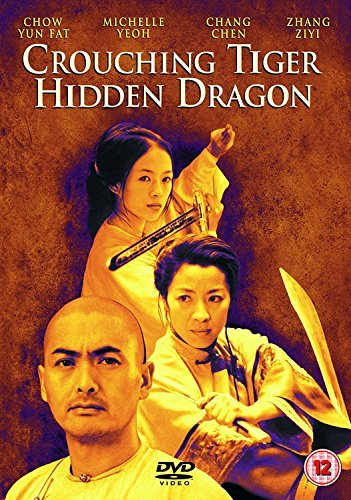 Crouching Tiger, Hidden Dragon (UK) -- via Amazon Partnerprogramm
