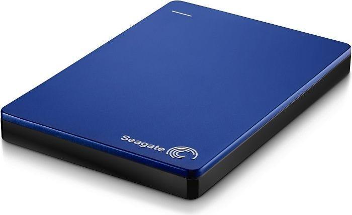 Seagate Backup Plus Slim Portable blau 2TB, USB 3.0 Micro-B (STDR2000202)