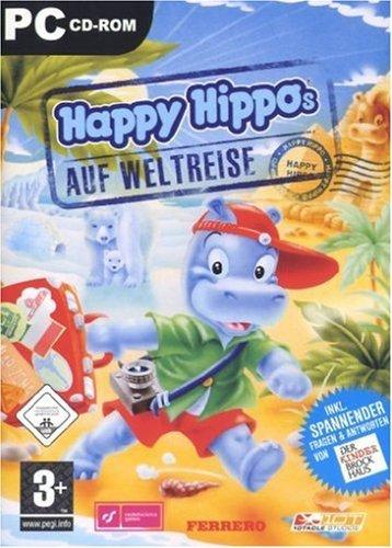 Happy Hippos auf Weltreise (deutsch) (PC) -- via Amazon Partnerprogramm