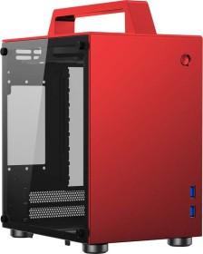 Jonsbo T8 rot, Glasfenster (T8 RED)