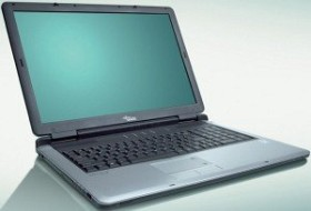 Fujitsu Amilo Xi1554, Core 2 Duo Mobile T7200, 2GB RAM DDR2-533, 2x 160GB HDD (GER-110112-005)