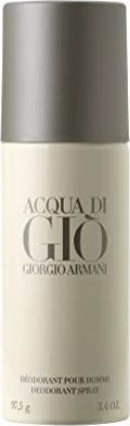 Giorgio Armani Acqua di Gio Homme Deodorant spray 150ml -- via Amazon Partnerprogramm