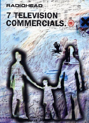 Radiohead - 7 Television Commercials -- via Amazon Partnerprogramm