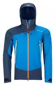 Ortovox Westalpen Softshell Jacke safety blue (Herren) (60043)