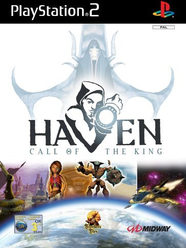 Haven: Call of the King (German) (PS2) -- via Amazon Partnerprogramm