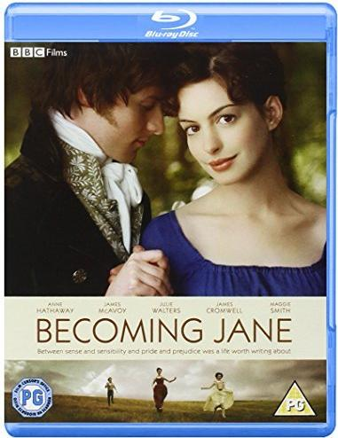 Becoming Jane (Blu-ray) (UK) -- via Amazon Partnerprogramm