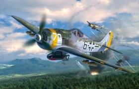Revell Focke Wulf Fw190 F-8 (04869)