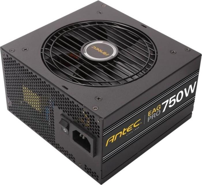 Antec EarthWatts Gold Pro EA750G Pro, 750W ATX 2.4 (0-761345-11622-0)