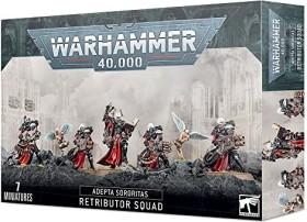 Games Workshop Warhammer 40.000 - Adepta Sororitas - Retributor Squad (99120108038)