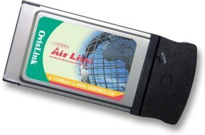 OvisLink AirLive Wireless PCMCIA Adapter (WL-1100PCM)