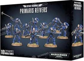 Games Workshop Warhammer 40.000 - Space Marines - Primaris Reivers (99120101186)