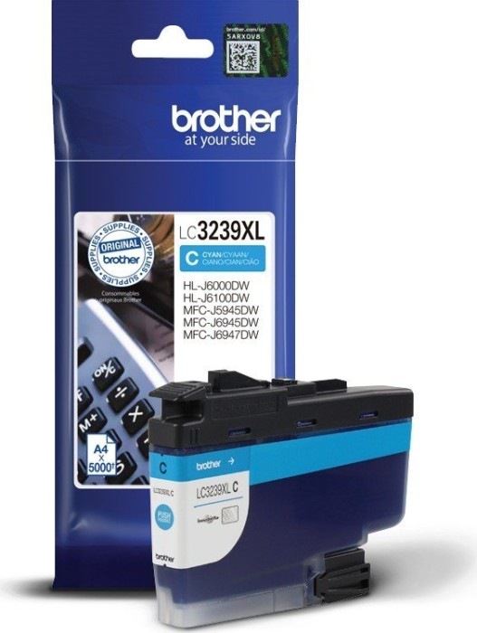 Brother ink LC3239XLC cyan