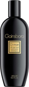 Gainsboro G-man All Over hair & Body shampoo, 400ml
