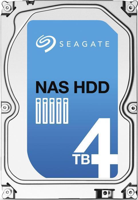 Seagate NAS HDD 4TB, SATA 6Gb/s (ST4000VN000)