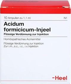 Heel Acidum formicicum-Injeel ampoules, 10 pieces