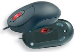 Cherry M-5000 Power WheelMouse Optical, PS/2 & USB