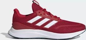 adidas Energyfalcon scarlet/cloud white/tech mineral (Herren) (EG2925)