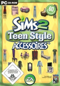 Die Sims 2 - Teen Style Accessoires (Add-on) (PC)