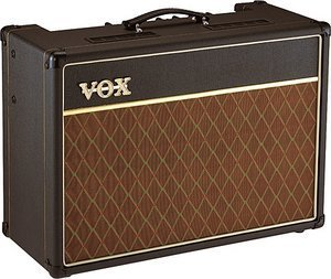 VOX AC15CC1X Electric Guitar Combo, 15W