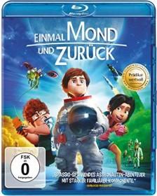 Einmal Mond und zurück (Blu-ray)