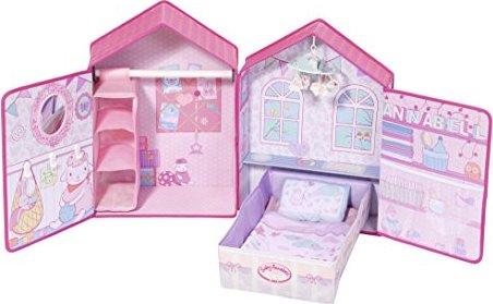 Zapf creation baby annabell zubeh r schlafzimmer 794425 for Baby annabell schlafzimmer