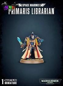 Games Workshop Warhammer 40.000 - Space Marines - Primaris Librarian (99120101181)