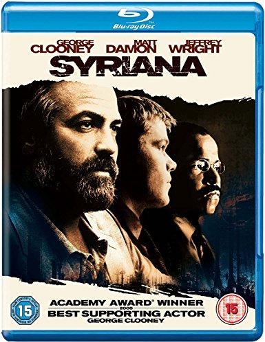 Syriana (Blu-ray) (UK) -- via Amazon Partnerprogramm