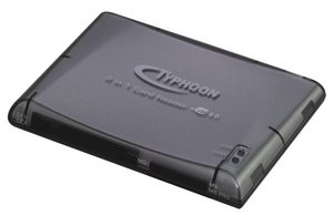 Anubis Typhoon 8in1 card reader, external/USB 2.0 (81035)