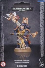Games Workshop Warhammer 40.000 - Space Marines - Librarian (99070101002)