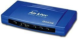 AirLive WP-103 wireless 3-port Print Server